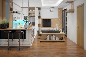 thi công nội thất căn hộ chung cư