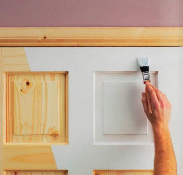 sơn sửa cửa gỗ