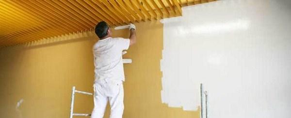 dịch vụ sơn cửa hàng